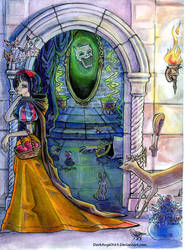 Dark Tales: Snow White by DarkAngeL383