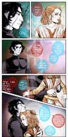 Reylo - Ben Solo and Rey [TLJ Star Wars Episode 8] by Skydrathik