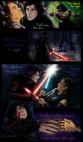 Star Wars Sequels - Reylo Comic Strip