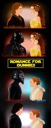 SW SEQUELS Romance For Dummies - Reylo Fandom by Skydrathik