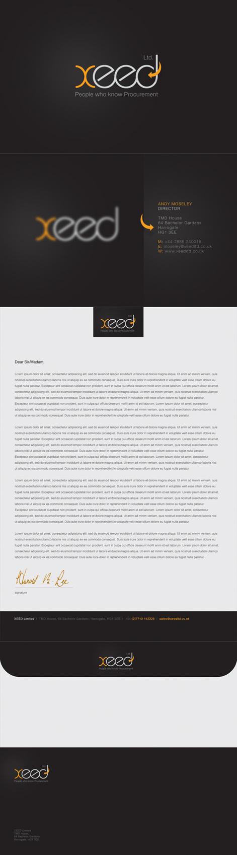 XEED - Print Set by detrans