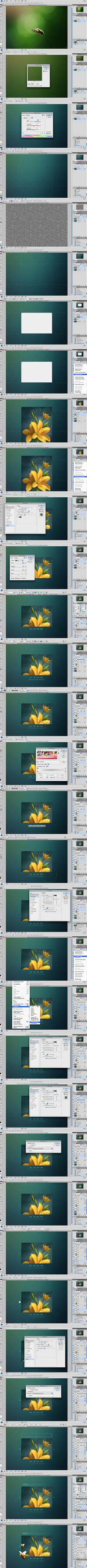 Photoshop Web Layout Tutorial