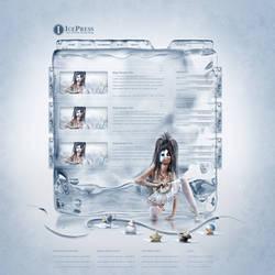 WordPress - IcePress Theme