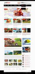 Grid - WordPress Theme by detrans