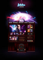 JukeBox - Web Layout by detrans