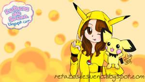 Pokemon :3 Pichu-Pikachu by Lucia-95RduS