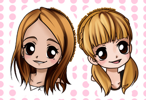 Chibis by Lucia-95RduS