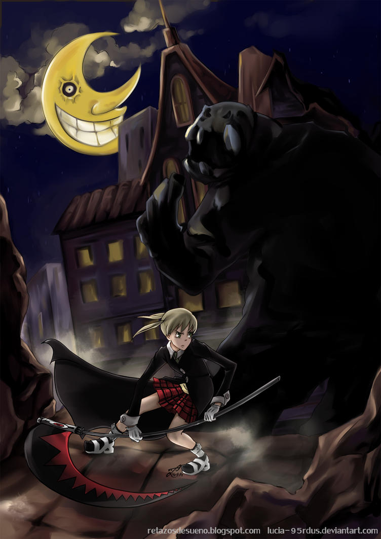 Soul Eater by Lucia-95RduS