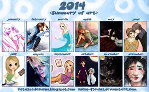 2014~Summary of Art by Lucia-95RduS