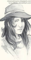 Portraits commission by Lucia-95RduS