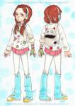 Character Design |DECORA GIRL! (1/4) OC