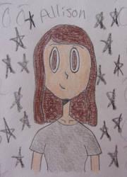 Allison (My Ninjago OC) by colorgirl58
