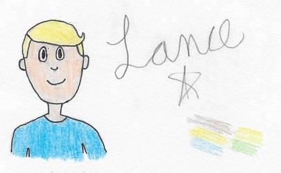 Lance by colorgirl58