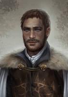 Captain Kadein by VeraVoyna