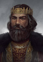 King Mildar by VeraVoyna