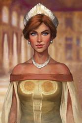 Anastasia by VeraVoyna
