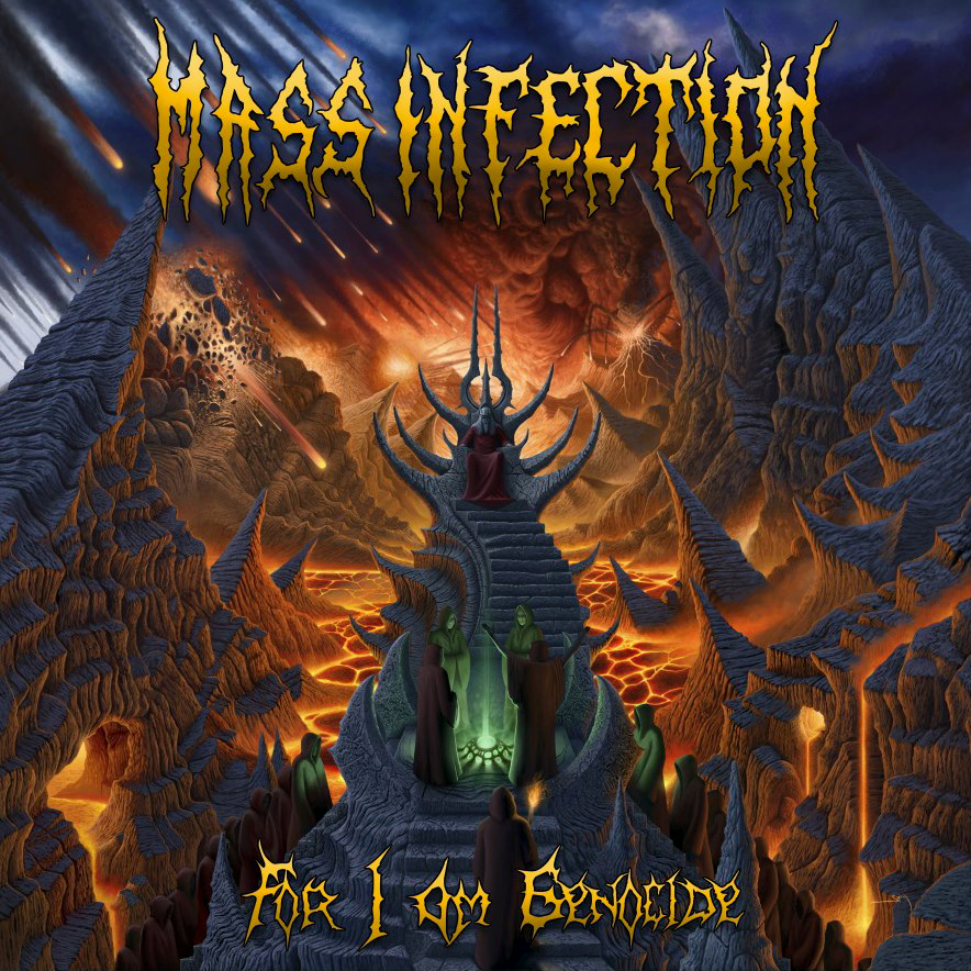 MASS INFECTION Debut New Song with MetalMouth.net‏