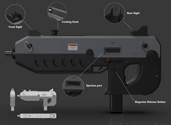 SMG concept sheet by Art-of-Akrosh