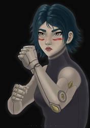 Alita: Battle Angel by Art-of-Akrosh