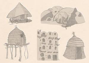 Studies of interesting structures