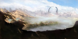 Forgotten City by jzoomba