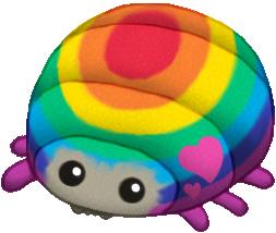 Rainbow Potato Bug by CG-Hardy