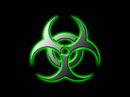Green Biohazard by SpaceBoy2000