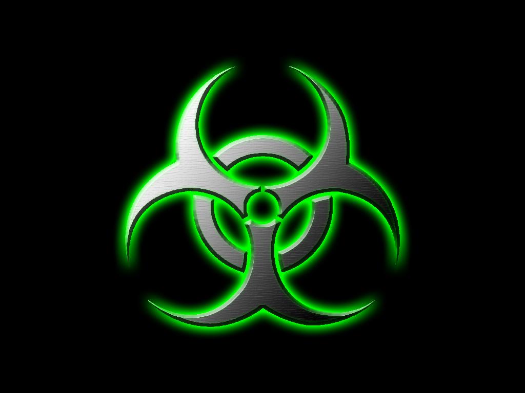 Green Biohazard by SpaceBoy2000 on DeviantArt