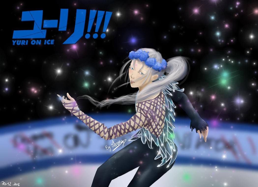 Yuri On Ice Young Viktor Nikiforov BlingBling Vers 654320142 moreover Estreno Anime Yuri On Ice besides 4562475272918 as well 2135827225005585903 further Dekoschwerter Und Waffen. on yuri ice 09