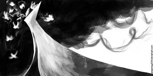 Crow by Anaponey2000