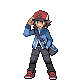 Animated Touya Sprite by extremeEmogamer