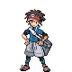 Animated Kyouhei Sprite by extremeEmogamer