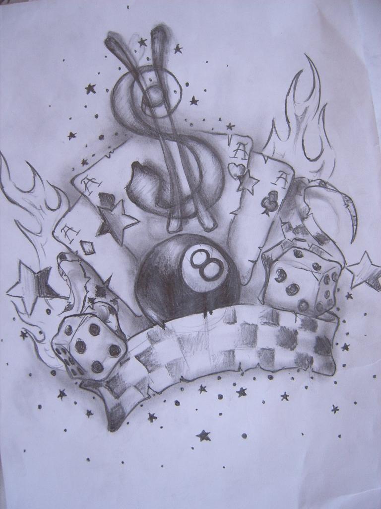 dollar und mehr by tattoojunky25 on deviantart. Black Bedroom Furniture Sets. Home Design Ideas