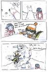 Totems: Snowmen