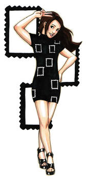 Vellians: penny Black by dire-musaera