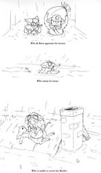 Mouse Guard: Barkstone part 1 by dire-musaera