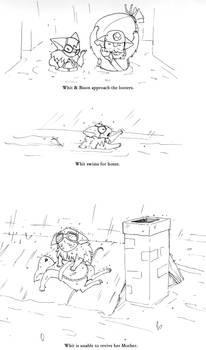 Mouse Guard: Barkstone part 1