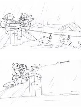 Mouse Guard: Barkstone part 2