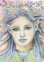 Something Magical - ACEO by Carol-Moore