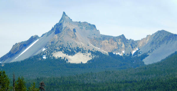 Oregon Mountain Stock 2 by Carol-Moore