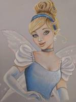 Cinderella Faerie by Carol-Moore