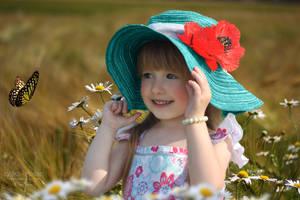 Summertime Girl by Carol-Moore