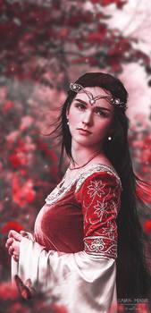 Scarlet Princess by Carol-Moore