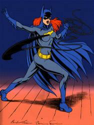 Batgirl by jmascia