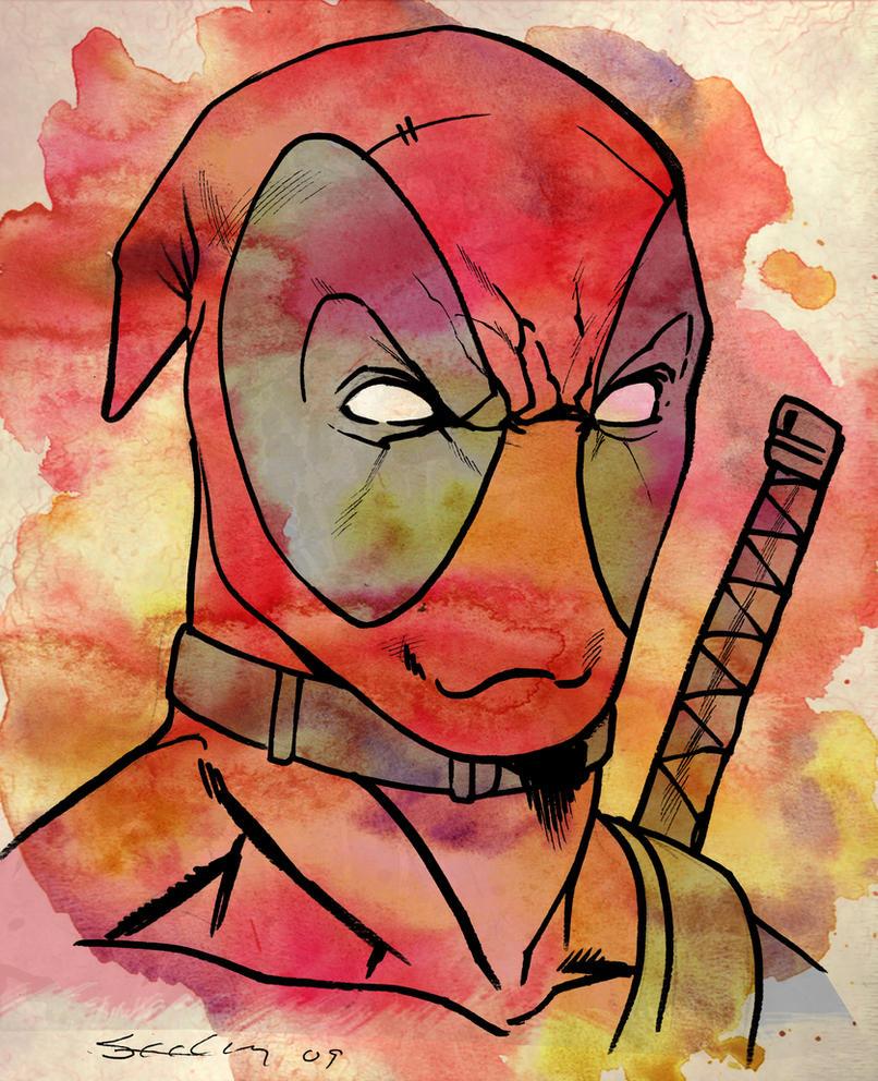 Deadpool by jmascia