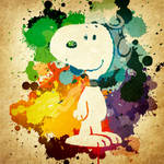 Snoopy Splatter