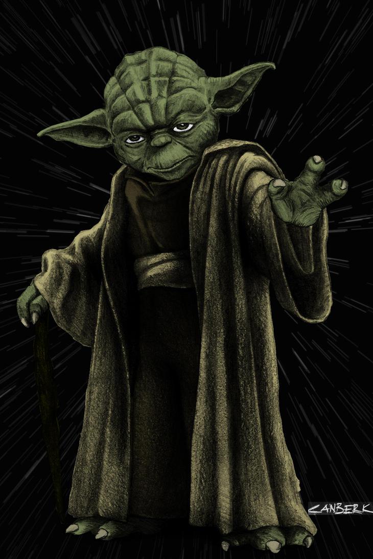 Jedi Master Yoda by jmascia on DeviantArt