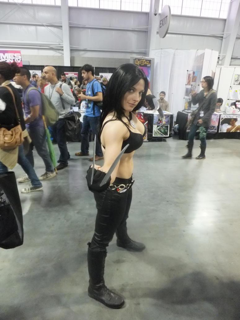 X-23 by jmascia