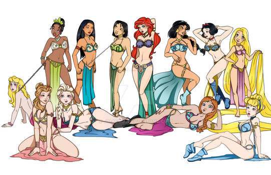 Slave Princesses