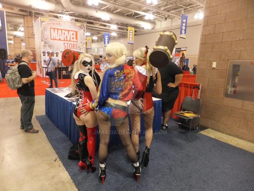 Harley Quinn Cosplay 2 by jmascia